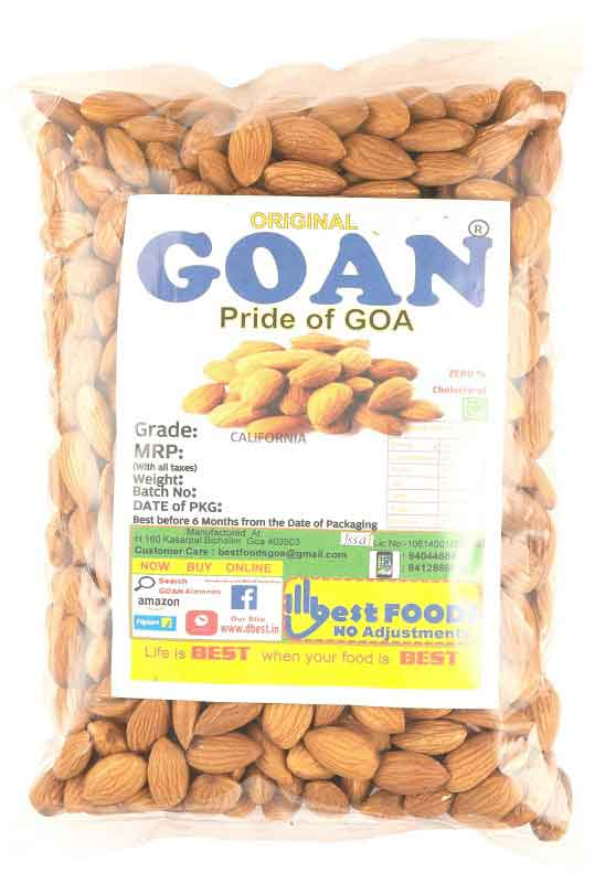 Original Goan Premium Almonds